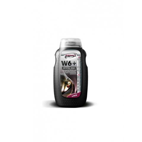 SCHOLL CONCEPTS W6+ PREMIUM GLAZE WAX 250 ML