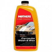 CHAMPU MOTHERS CARNAUBA WASH & WAX