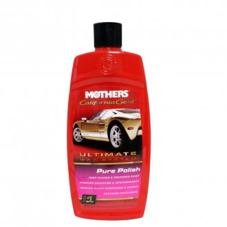 PULIMENTO MOTHERS CALIFORNIA GOLD PURE POLISH STEP 1