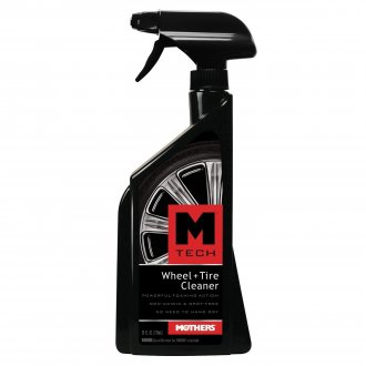MOTHERS M-TECH WHEEL + TIRE CLEANER