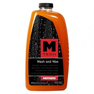 CHAMPU MOTHERS M-TECH WASH AND WAX
