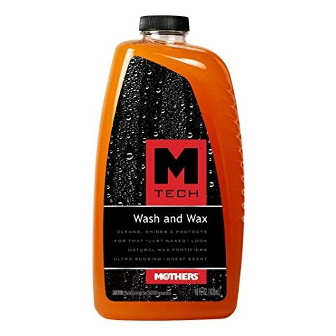 MOTHERS M-TECH WASH AND WAX