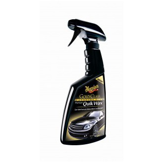 MEGUIAR'S GOLD CLASS HIGH GLOSS PREMIUM QUIK WAX