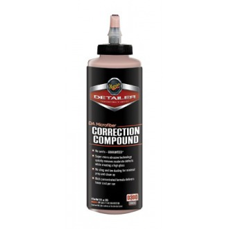 MEGUIAR'S DA CORRECTION COMPOUND