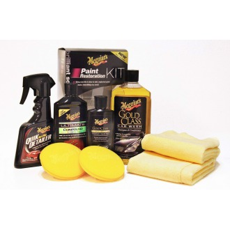 MEGUIAR´S PAINT RESTORATION KIT