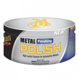 MEGUIAR´S METAL POLISH FINISHING