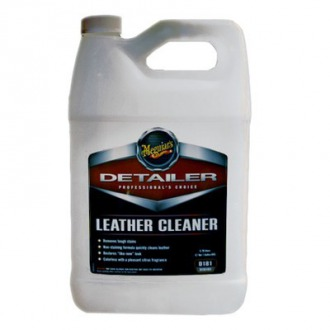 MEGUIAR´S LEATHER CLEANER
