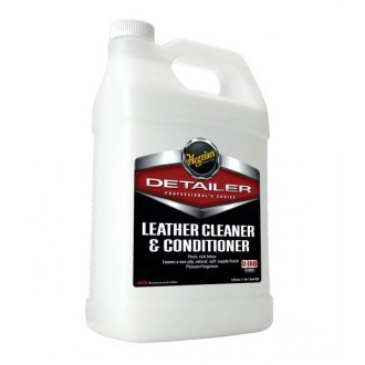 MEGUIAR´S LEATHER CLEANER & CONDITIONER