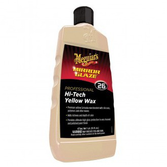 MEGUIAR´S M26 HI-TECH YELLOW WAX