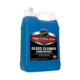 Meguiar's Glass Cleaner Concentrate.
