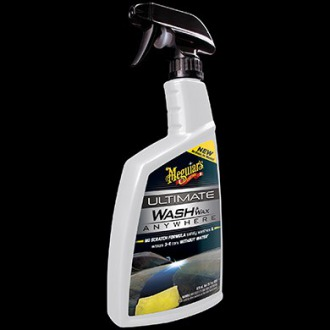 MEGUIAR´S ULTIMATE WASH & WAX ANYWHERE