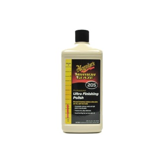 MEGUIAR´S MIRROR GLAZE ULTRA FINISHING POLISH 205 500ML