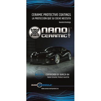 Nano Ceramic Protect Roll - Up