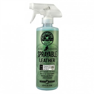 Sprayable Leather Cleaner & Conditioner