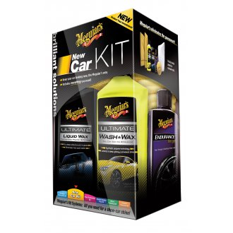 MEGUIAR´S NEW CAR KIT