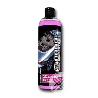 NANO CERAMIC PROTECT CUTX PAINT RENOVATOR 500ML