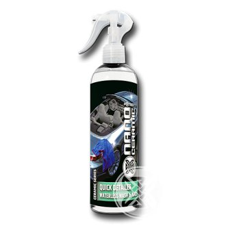 NANO CERAMIC PROTECT QUICK DETAILER WATERLESS WASH & WAX