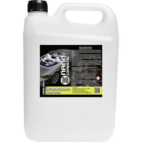 NANO CERAMIC PROTECT INTERIOR CLEANER LEATHER & PLASTIC CLEANER