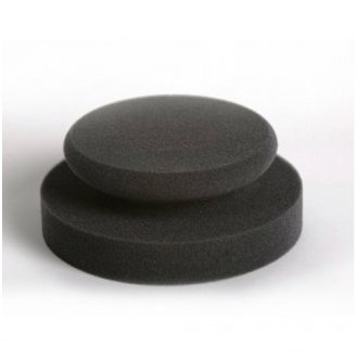 SCHOLL CONCEPTS POLISHING FOAM HANDPUCK BLACK 130X50MM