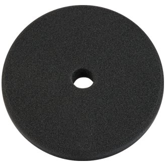SCHOLL CONCEPTS ECO POLISHING PAD 165/25MM SOFT NEGRO