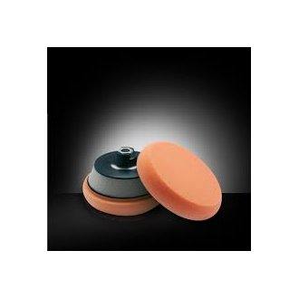 SCHOLL CONCEPTS PREMIUM POLISHING PAD M 145/30 MM ORANGE