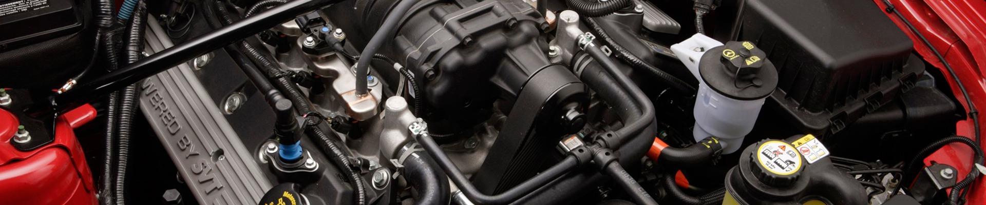 Motor y metal